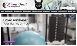 Kortingscode Fitness-Geest