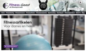Kortingscode Fitness-Geest