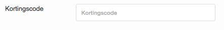Skala kortingscode