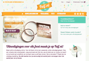 Actiecode fuif.nl
